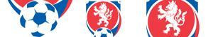 Pintar Escuts de Lliga Txeca de Futbol